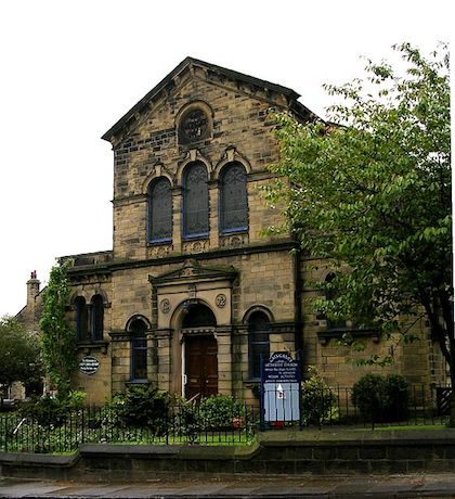 Calverley Methodist Church.